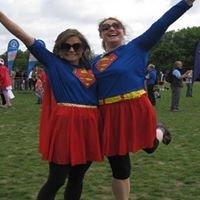 EJF Superhero Run 2012