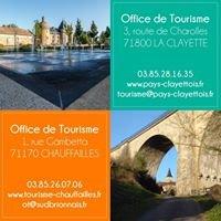 Office de tourisme La Clayette Chauffailles en Brionnais