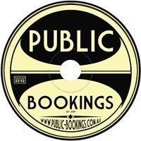 Public Bookings