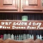 The Hair Hut Salon and Day Spa