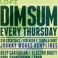 DIM SUM Thursdays