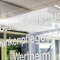 Gesundheits- und Krankenpflegeschule Wertheim