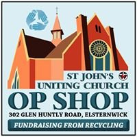 St John's Uniting Church Op Shop