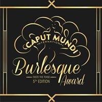 Caput Mundi International Burlesque Award