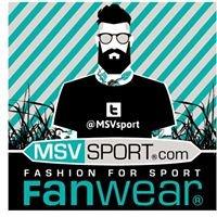 MSV Sport - Fanwear
