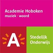 Academie Hoboken muziek-woord
