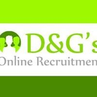 D&G's Online Recruitment