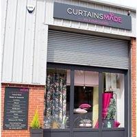Curtains Made by Lynn Lloyd