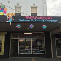 Yarrawonga Balloon & Party Supplies