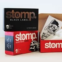 Stomp Surf Wax