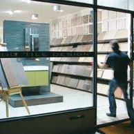 Indigo Tile Design