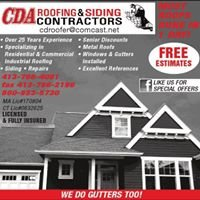 CDA Roofing Contractors LLC