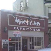 Machismo Burrito Bar