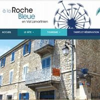 Grand gîte de la Roche Bleue - Bourgogne du Sud