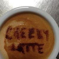 Cheeky Latte