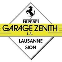 Garage Zenith SA Sion Ferrari & Maserati Dealership
