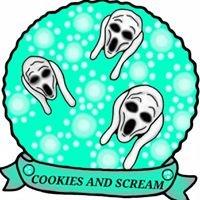 Cookies + Scream
