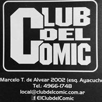 Club del Comic Marcelo T de Alvear 2002