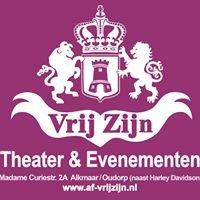 """Anderson's Theatre Production """"Vrij Zijn"""" - Alkmaar"""