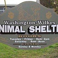 Friends of Washington Wilkes Animal Shelter