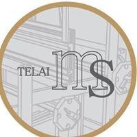 Tessitura e Telai a mano, Matteo Salusso