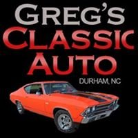 Greg's Classic Auto & Garage