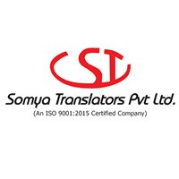 Somya Translators Pvt. Ltd. Delhi