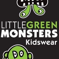 Little Green Monsters Kidswear