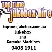 Top Tune Jukebox Hire
