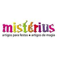 Misterius - Artigos para Festas e Magia