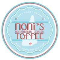 Noni's Toffee