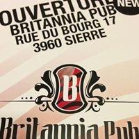 Britannia pub Sierre