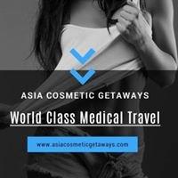 Asia Cosmetic Getaways