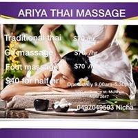 Ariya Thai Massage Mulwala&Yarrawonga.