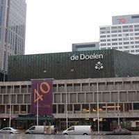 De doelen, concertgebouw Rotterdam