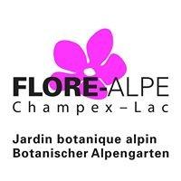 Jardin botanique alpin Flore-Alpe, Champex-Lac