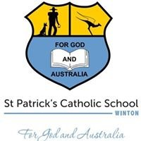 St. Patrick's Catholic School - Winton