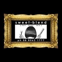 Sweet Blend  hair - body - skin