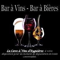La Cave à Vins d'Eyguieres, Bar à vins Bar à bières
