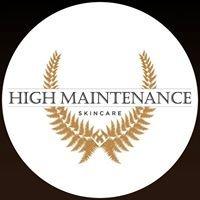HIGH MAINTENANCE SKINCARE