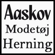 Aaskov Modetøj Herning