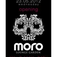 MORO LOUNGE GARDEN OFFICIAL