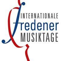 Internationale Fredener Musiktage