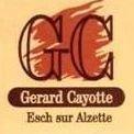 Pâtisserie Gérard Cayotte