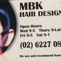 MBK HAIR Designs