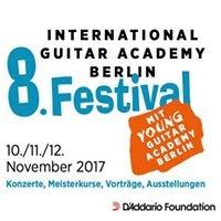Berlin International Guitar Academy & Festival