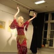Mavedans/orientalsk dans - Suzzane Sofia Potempa