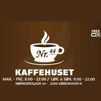 Kaffehuset - Nørrebrogade 44