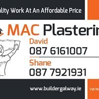 MAC Plastering and Construction