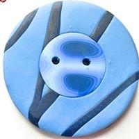 Bedecked Buttons, Handmade Buttons, UK